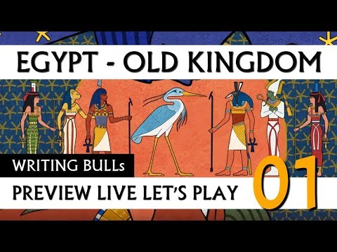Preview Live Let's Play: Egypt Old Kingdom (01) [deutsch]