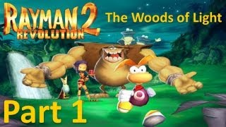 Rayman 2 Revolution - Part 1: Intro and The Woods of Light