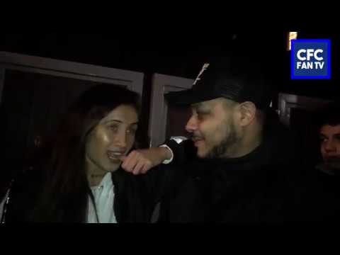 "CHELSEA 0-0 ARSENAL | Sophie Vs Troopz "" I said you wont win at home "" Says Troopz!"