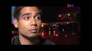 Pakistani American Rapper- Raza Naqvi- Urdu VOA