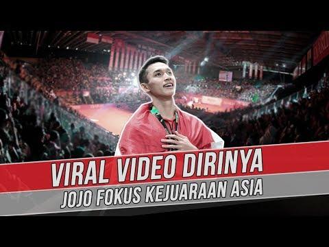 Viral Video Tentang Dirinya, Jonatan Christie Fokus Kejuaraan Asia 2019 #RZNews #Viral