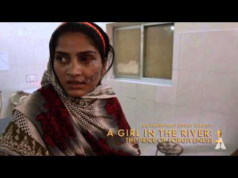 """A Girl in the River: The Price of Forgiveness"" winning Best Documentary Short"