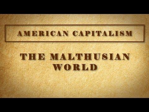 The Malthusian World