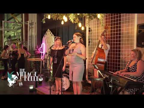 The Vintage Belles   Jazz Example   Corporate and wedding band  Gold Coast, Brisbane, Northern NSW