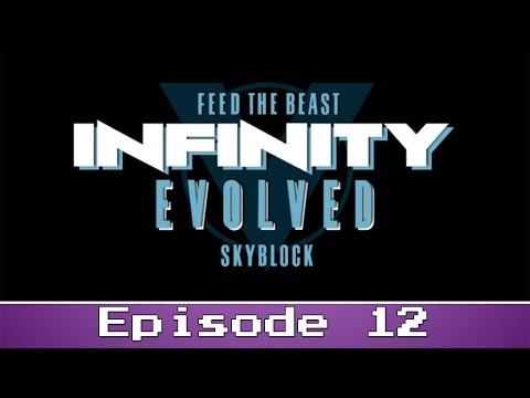FTB INFINITY EVOLVED [12] 🎮 Neue Abenteuer 🎮 Let's Play Minecraft