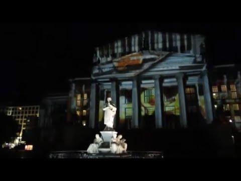 Berlin Festival of Lights - Gendarmenmarkt