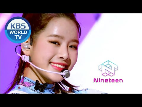 NATTY - NINETEEN [Music Bank Hot Debut / 2020.05.08]