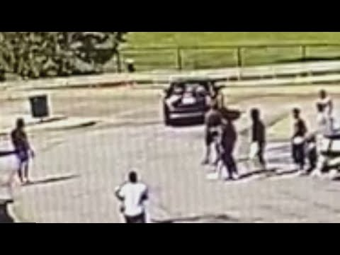 Video Of Water Gun Fight That Turned Deadly