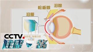《健康之路》 20200425 科学护眼有妙招  CCTV科教