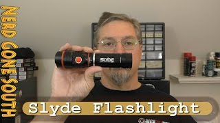Slyde Flashlight From Nebo Tools
