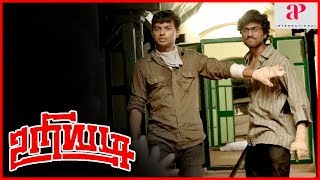 Uriyadi Movie Climax | Vijay Kumar avenges Mime Gopi and Citizen Sivakumar | Chandru | End Credits