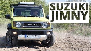 Suzuki Jimny - miejski samochód roku? Nie rozumiem
