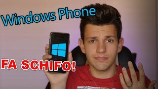 Cosa ne penso di WINDOWS PHONE?!