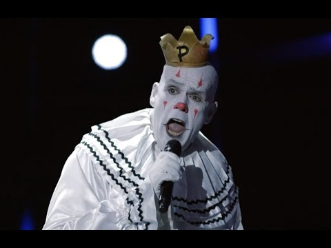 Thumbnail: Lonely Clown Is All By Himself : | Judge Cut 2 | America's Got Talent 2017