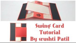Gambar cover Swing Card Tutorial by Srushti Patil