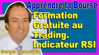 FORMATION AU TRADING OFFERTE : Webinaire indicateur RSI