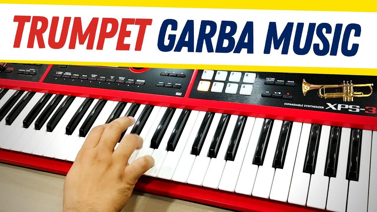 Trumpet Garba Music