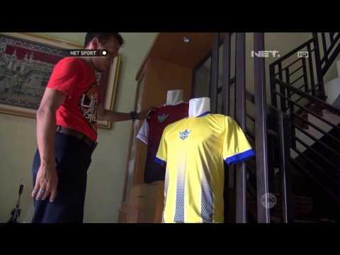 NET Sport - Perusahaan Jersey Lokal yang Menyokong Kebutuhan Apparel Klub ISL 2015
