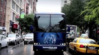 Montblanc presenta The John Lennon Educational Tour Bus con Boutique Estilográficas www.ofiespriu.es