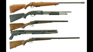 Dünyanın En Güçlü 10 Pompalı tüfeği