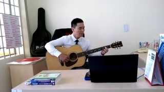 Tình Mẹ - Trần Đức Dũng - Guitar solo
