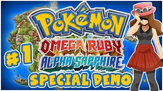 Pokémon Ω Ruby & α Sapphire Demo - #1 Thumbnail