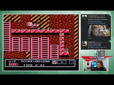 [GamingLive] Le Guide du Collectionneur - EP#35 - Hal Laboratory NES