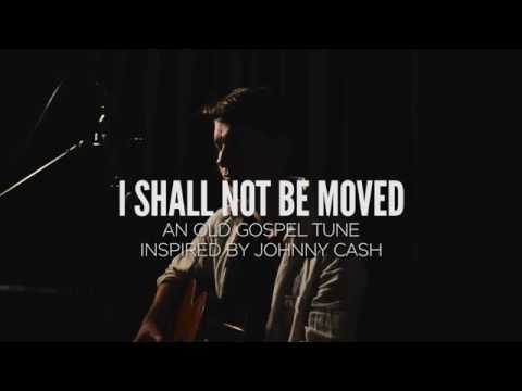 I Shall Not Be Moved - Johnny Cash (Cover by Jon Levy)