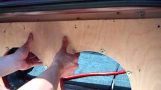 How To Build A Subwoofer Box Inside Your Trunk