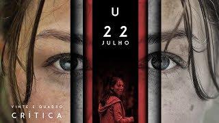 Utoya 22 de Julho - Terrorismo na Noruega (Crítica do Filme)
