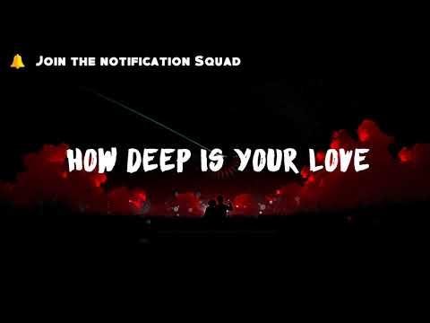 Akcent Vs Ackym & Meriem - How Deep Is Your Love (Lyrics) (Reworked Version)