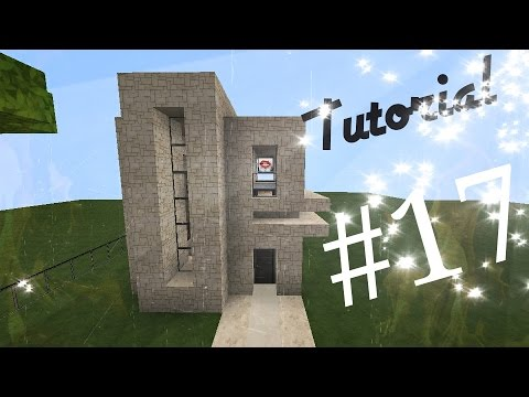 Full download minecrft como hacer una casa moderna de for Casa moderna 6x6