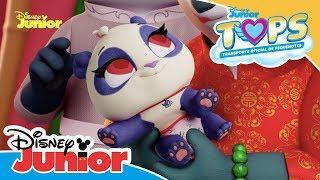 Download TOPS Transporte Oficial de Pequenotes - Momentos Mágicos: Panda Demasiado Adorável