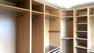 Ikea Pax Wardrobe Assembly (part 1) - Finished - Thanks To Flat Pack Swansea