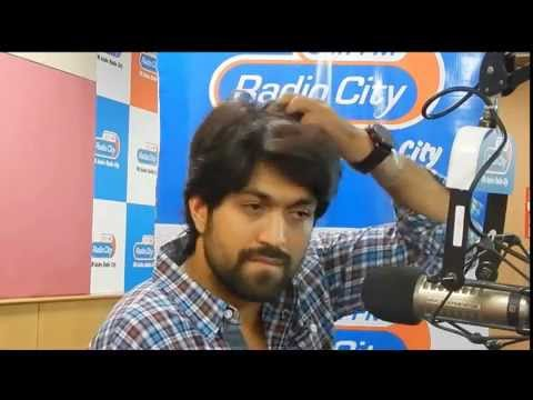 Yash Promoting Gajakesari Planet Radio City Radiocity 91 1 Fm Youtube