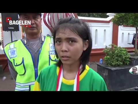 Lomba Lari 10 K Lahirkan Pelari Muda Purworejo Berbakat