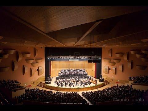 Mozart: Requiem - Richard Egarr - Coro y Orquesta Sinfónica de Galicia