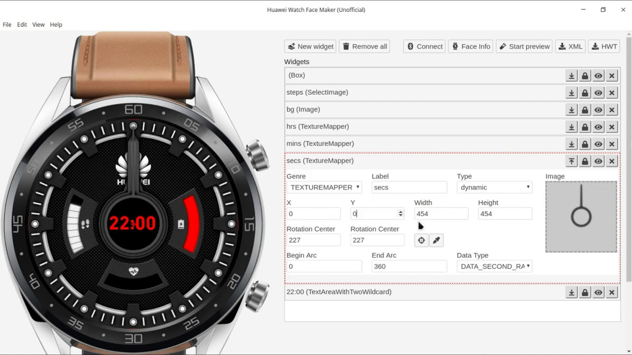 Huawei Watch Face Maker Lets You Create Custom Watch Faces In Simple Steps Piunikaweb