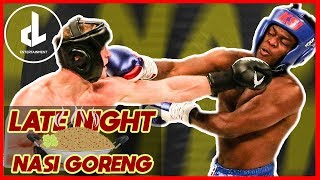Logan Paul vs. KSI, Fighting between Indonesian YouTubers? | Late Night Nasi Goreng Session #6