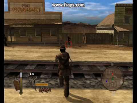 gun pc gameplay - YouTube