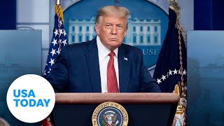President Trump holds a news conference | USA TODAY