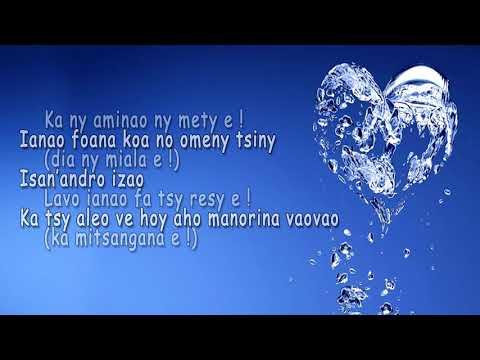 FARAO - AMPANGINO NY FONAO (LYRICS   WIN MUSIC RECORDZ 2K18)