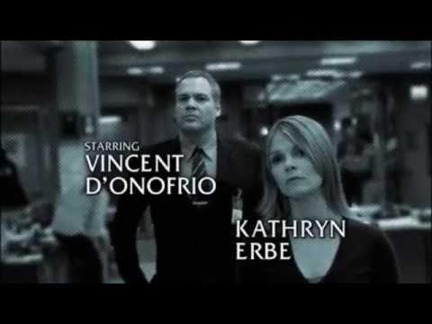 Law & Order Criminal Intent Opening Season 5 (GELB)
