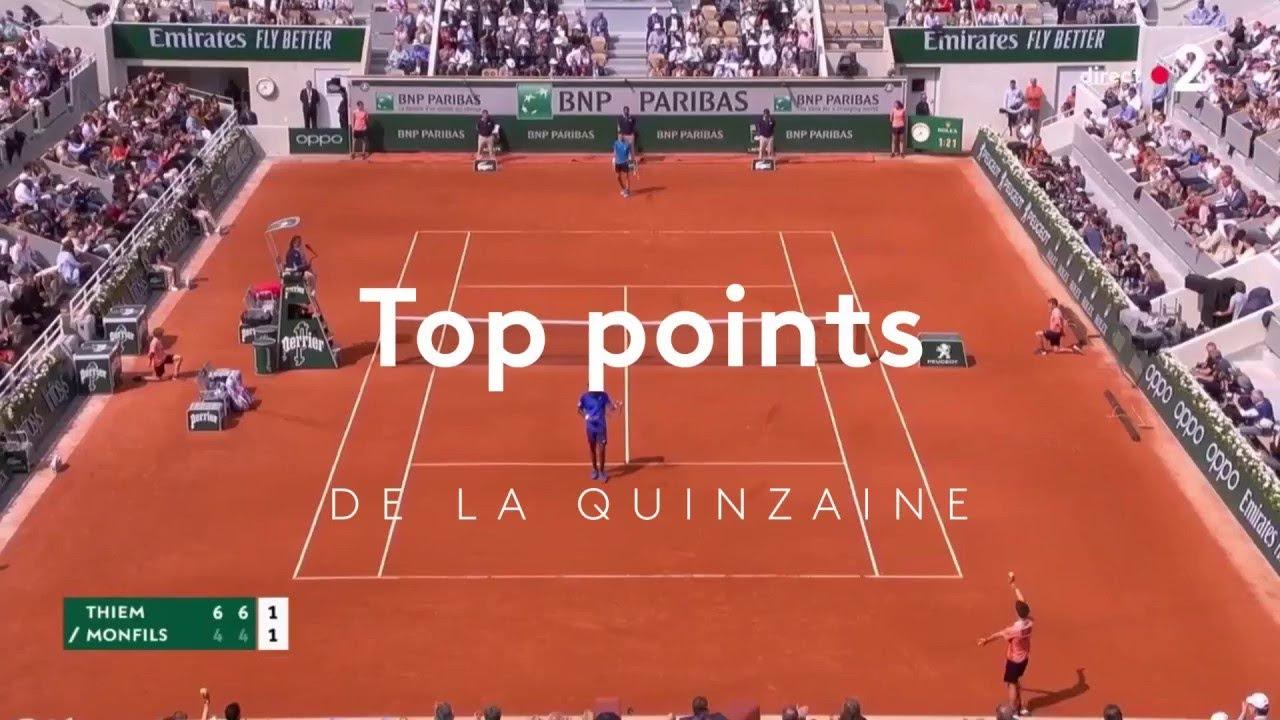 Download Thiem, Nadal, Wawrinka : le Top points de la quinzaine