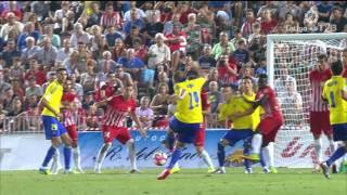 Resumen de UD Almería vs Cádiz CF (1-1)