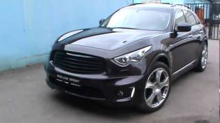 "Pro Line Sport   тюнинг Infiniti FX35 wheels 22"" 305/35 ZR22"