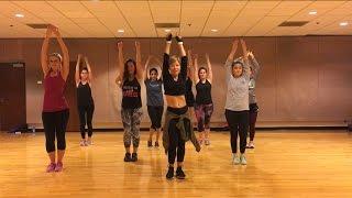 """CHANTAJE"" Shakira - Dance Fitness Workout Valeo Club"