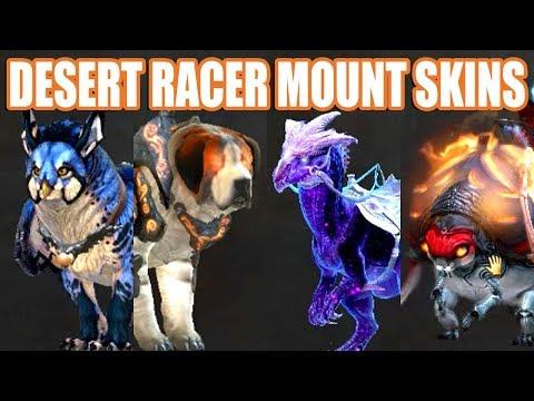 New Mount Skins Reaction (Desert Racer) ● Guild Wars 2 thumbnail