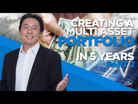Stock investing & trading strategies  Creating a Multi asset portfolio