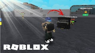 WE BREEZE OF THE SKELETON. Roblox Weapon Simulator